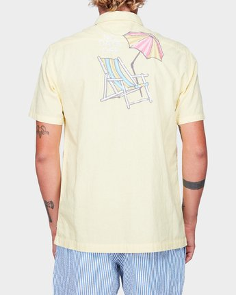 3 Paradiso Short Sleeve Shirt  R192187 RVCA