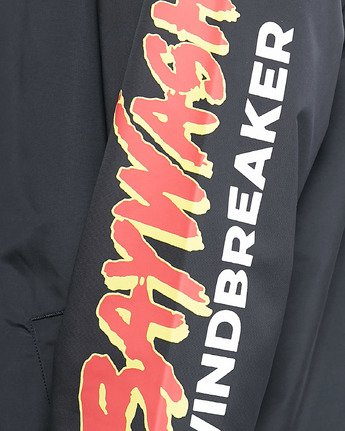6 Tower 12 Windbreaker Black R192431 RVCA