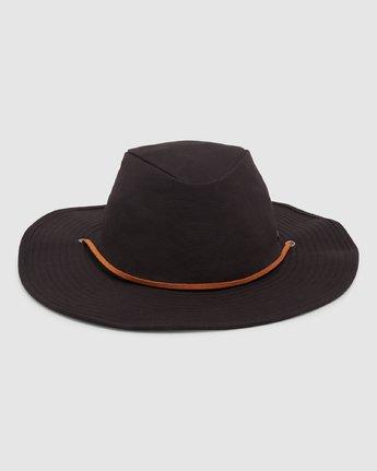 1 RVCA Bucket Hat Black R192573 RVCA