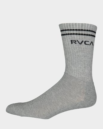 2 Union Sock 5 Pack  R192601 RVCA