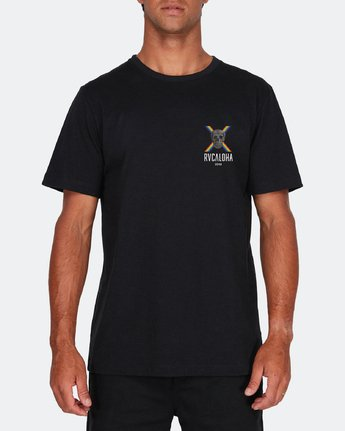 0 RVCAloha T-Shirt  R193049 RVCA
