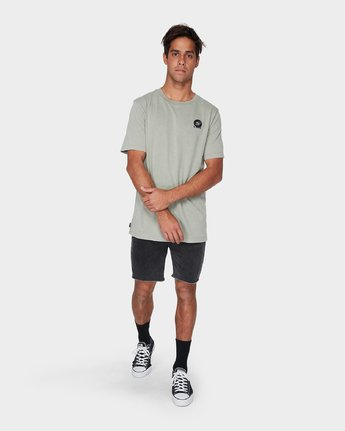 3 Eternal Struggle Short Sleeve T-Shirt  R193057 RVCA