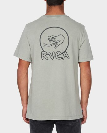 2 Eternal Struggle Short Sleeve T-Shirt  R193057 RVCA