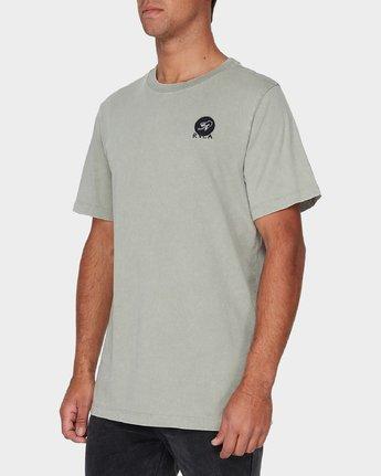 1 Eternal Struggle Short Sleeve T-Shirt  R193057 RVCA