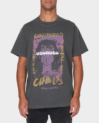 0 Miss Chaos Short Sleeve T-Shirt  R193060 RVCA