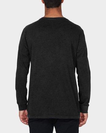 2 Focus Long Sleeve T-Shirt  R193091 RVCA