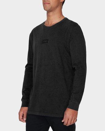 1 Focus Long Sleeve T-Shirt  R193091 RVCA