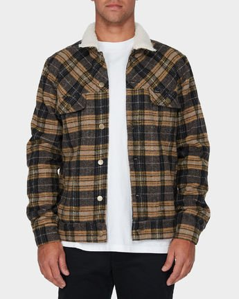 DAGGERS PLAID SHE  R193436