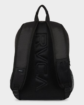 2 Scum Backpack Black R193451 RVCA