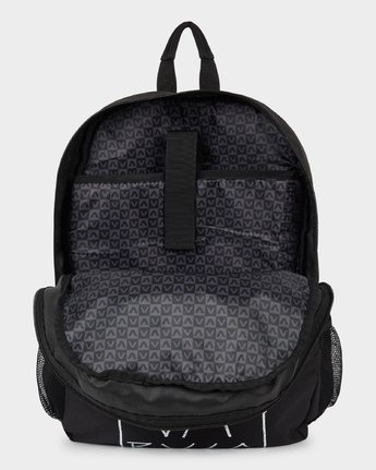 4 Scum Backpack Black R193451 RVCA