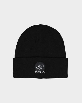 0 Eternal Struggle Beanie  R193570 RVCA