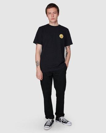 6 RVCA Aloha Benj Short Sleeve T-Shirt  R194042 RVCA