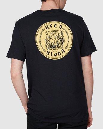 0 RVCA Aloha Benj Short Sleeve T-Shirt  R194042 RVCA