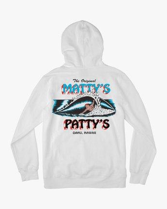 1 Matty's Patty's Hoodie White R194158 RVCA