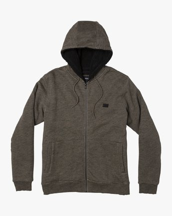 Hyde - Sherpa Zip-Up Jacket for Men  R1FLRARVW9