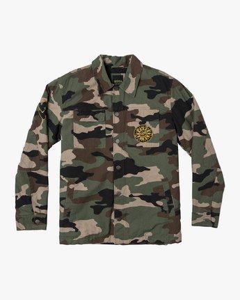 Ben Vemon Camo - Jacket  R1JKRBRVW9