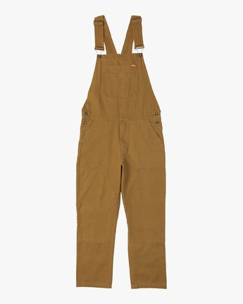 4 Matty Matheson - Dungarees for Men Brown R1PTMARVW9 RVCA