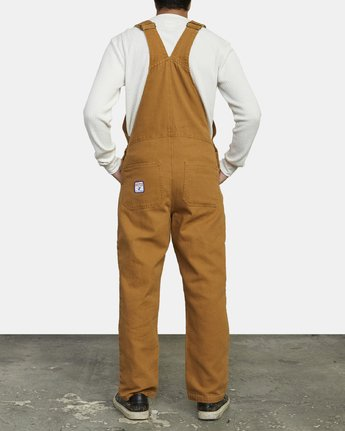 3 Matty Matheson - Dungarees for Men Brown R1PTMARVW9 RVCA