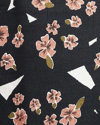 5 Floral Pop Dress Black R206767 RVCA