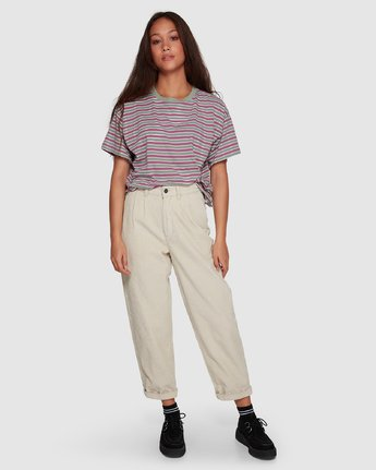 6 Plushed Trousers Beige R207271 RVCA