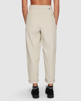 4 Plushed Trousers Beige R207271 RVCA
