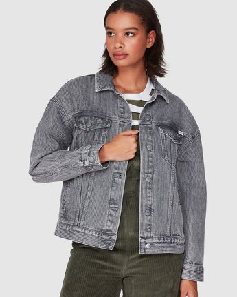 SLOUCH DNM JACKET  R207440