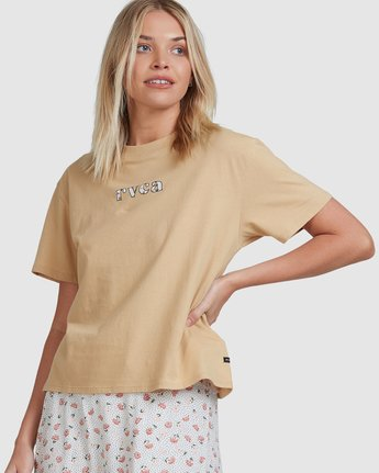 ONCE MORE EASY TEE  R215686