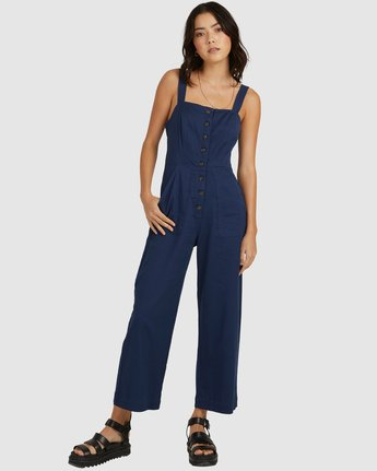 WORKED STUNNAH JUMPSUIT  R217769
