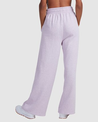 5 RVCA STEEZE SWEAT PANT Purple R218272 RVCA
