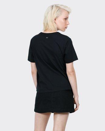 2 Big RVCA Ii T-Shirt Black R271684 RVCA