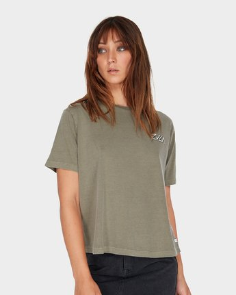 0 Chisel Box T-Shirt  R281693 RVCA