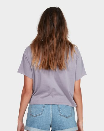2 Tonally Mini RVCA T-Shirt Grey R281696 RVCA