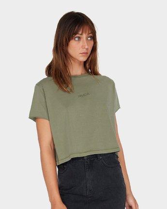 0 Tonally Mini RVCA T-Shirt Green R281696 RVCA