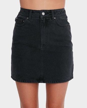 3 Jolt Skirt Black R281835 RVCA