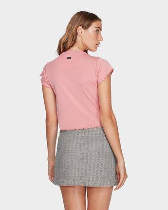 1 Bizness Mini Skirt Black R282831 RVCA