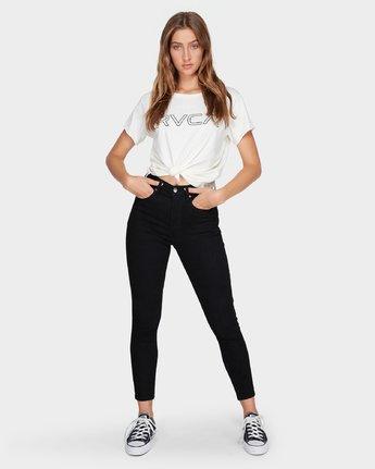 7 Solar Pants - Black Black  R283229 RVCA