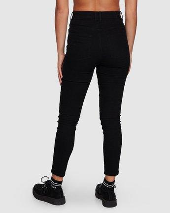 5 Solar Pants - Black Black  R283229 RVCA
