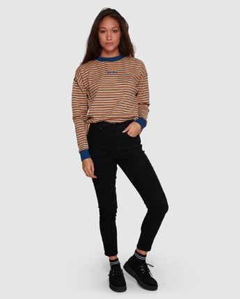 1 Solar Pants - Black Black  R283229 RVCA