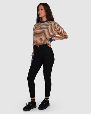 2 Solar Pants - Black Black  R283229 RVCA