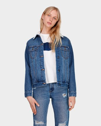 MERC DENIM JACKET  R283438