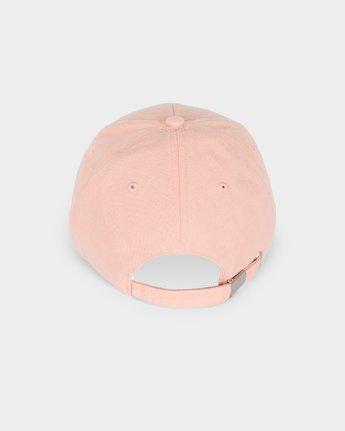 2 Va Baseball Cap Pink R283561 RVCA