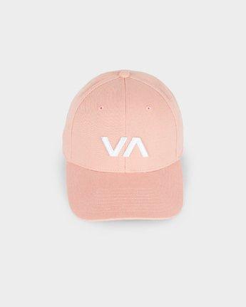 1 Va Baseball Cap Pink R283561 RVCA