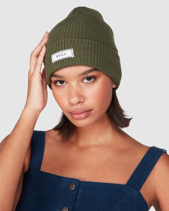 PATCH BEANIE 6 PACK  R283563