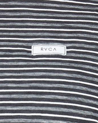 4 Focus On Foz Long Sleeve T-Shirt Black R291091 RVCA