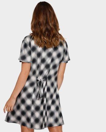 3 Unbiased Dress Black R291759 RVCA