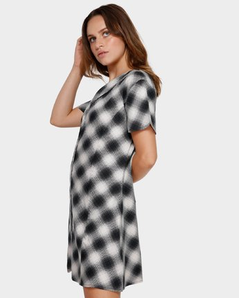 2 Unbiased Dress Black R291759 RVCA