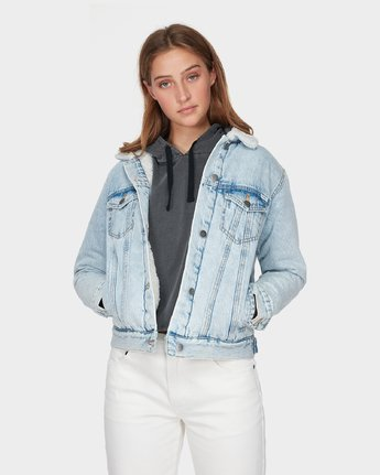 0 Acid Merc Jacket  R293437 RVCA