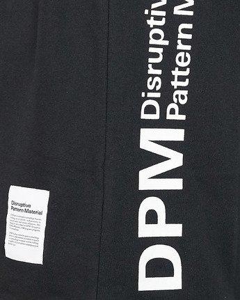 5 Dpm Pocket Tee Black R305052 RVCA