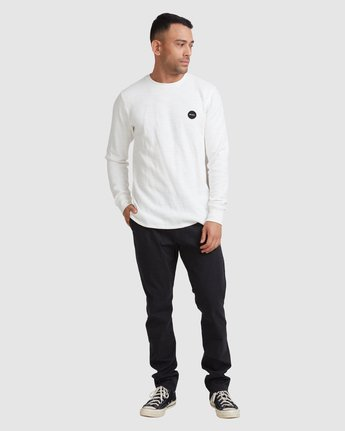 4 MOTORS THERMAL White R305094 RVCA