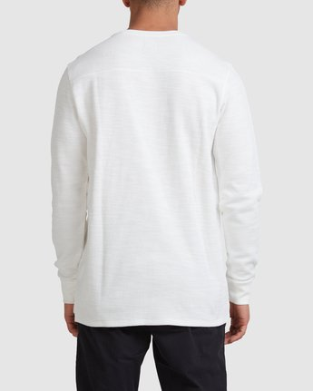 2 MOTORS THERMAL White R305094 RVCA